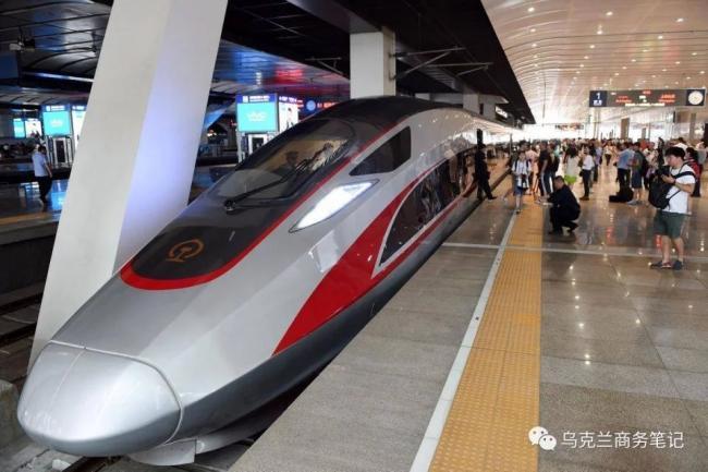 乌克兰向中国要高铁,给还是不给?