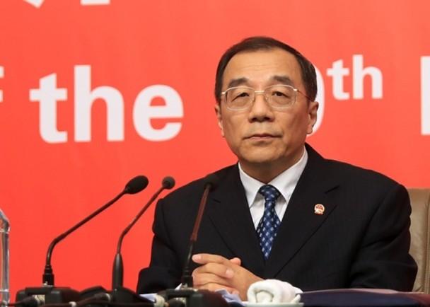 破常规 中纪委副书记杨晓渡进入政治局