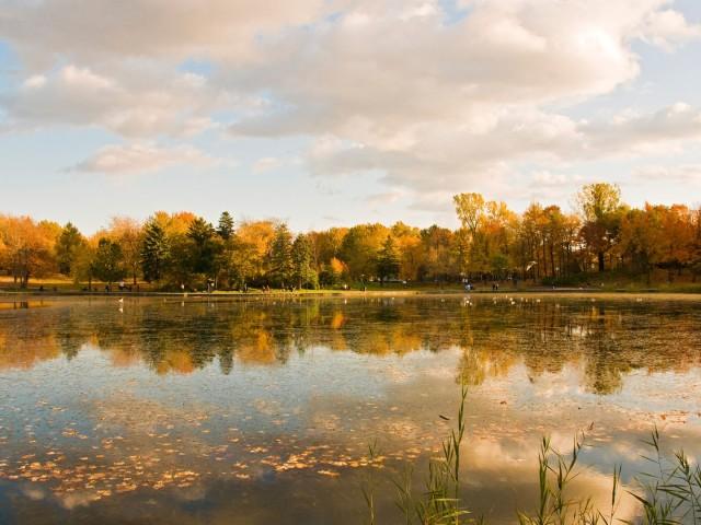 加拿大这2公园被评为全球最美20公园之一