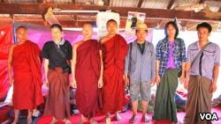 佛教僧侣干政   昂山素季束手无策