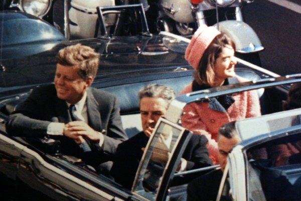 肯尼迪遇刺 冷战阴谋 黑帮行动 联邦政变