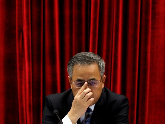 胡春华被调离广东 当储君看样彻底没戏了