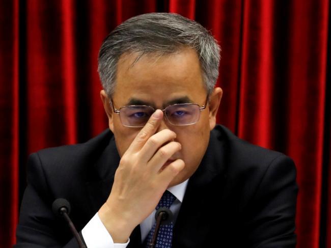 胡春华发表离任感言  新职务杳无踪影