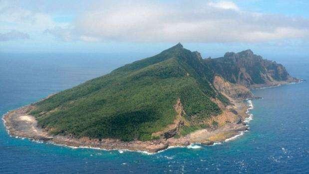 惊曝日本在钓鱼岛附近部署海军陆战队