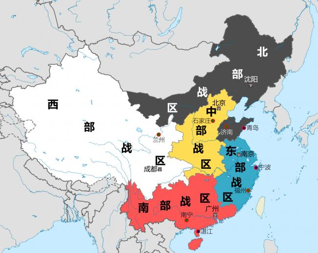 中国强军崛起!亚洲会发抖吗?