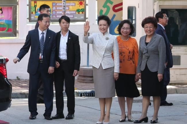 全球最具权势女性 蔡英文15彭丽媛只排51