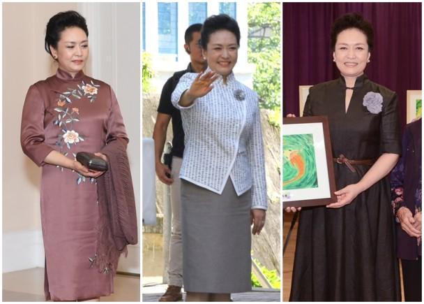 全球女性权势榜:蔡英文第3 彭丽媛第51