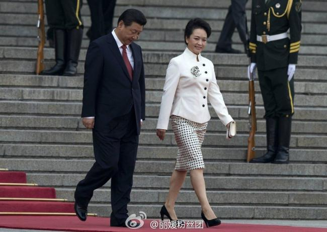 全球最有权势女性  彭丽媛第51蔡英文15
