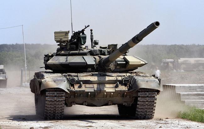 把T90主战坦克卖给越南 俄国安的什么心