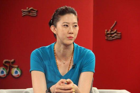 排坛女神嫁给央视导演,不到两年就离婚