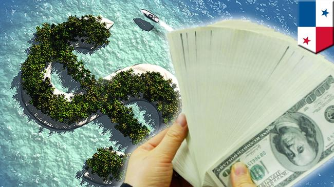 避税天堂丑闻 再次引发世界震撼