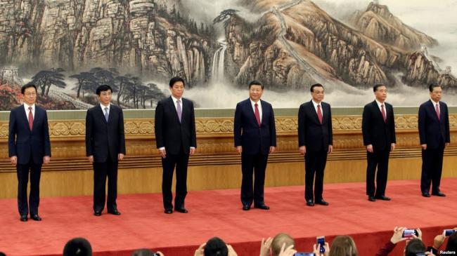 曝2位新常委的家人在香港持有巨额资产