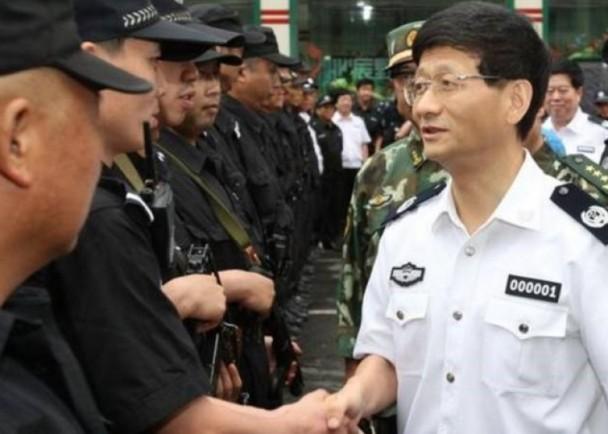 前政法委书记孟建柱卸任 被赞历史的功臣