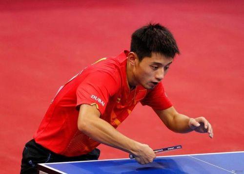 张继科跌下神坛 国乒5大世界冠军全出局
