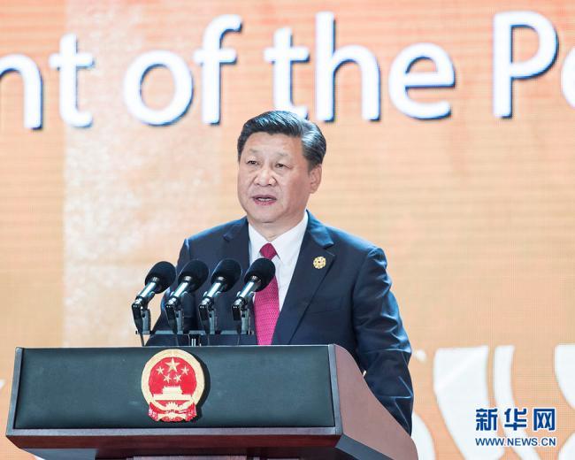 习近平在APEC峰会上的演讲(全文)