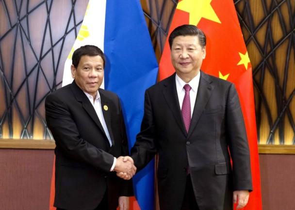 菲律宾提南海争议 习威胁战争对各方不利