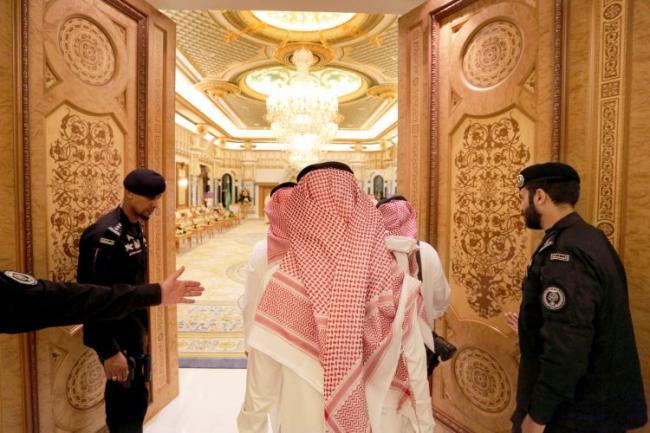 沙特国王暴露了!着急传位儿子 较量开始