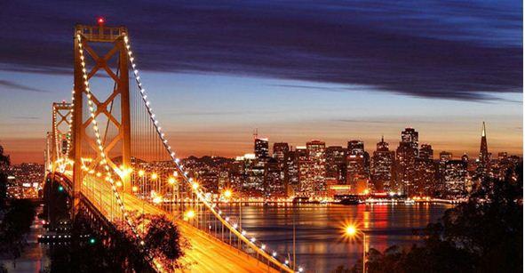 世界50个著名旅游景点中的 9个美国景点