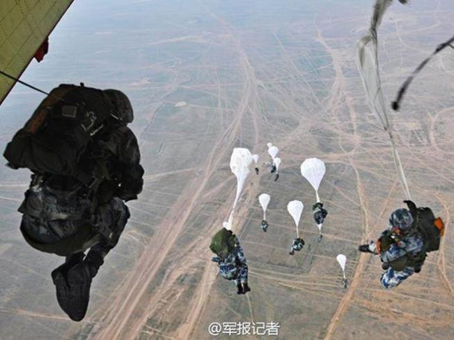 共军伞兵若从北部进攻会迅速占领台湾吗