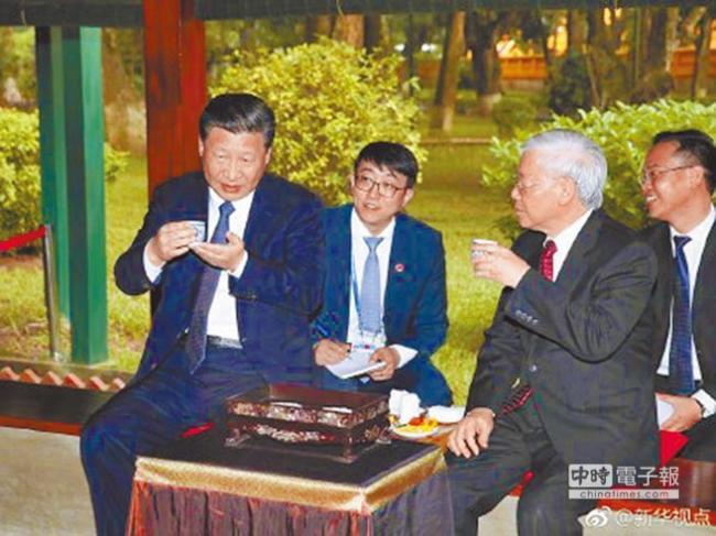 南海降温  越南罕见挺中国统一反对台独