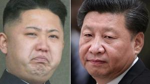 习近平特使访北韩 中朝关系回暖?
