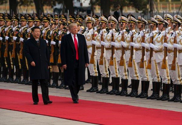 世界正巨变 川普却被中国玩弄于股掌之间