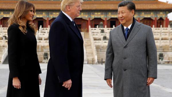 中美之间的权力天秤不再向美国一边倾斜