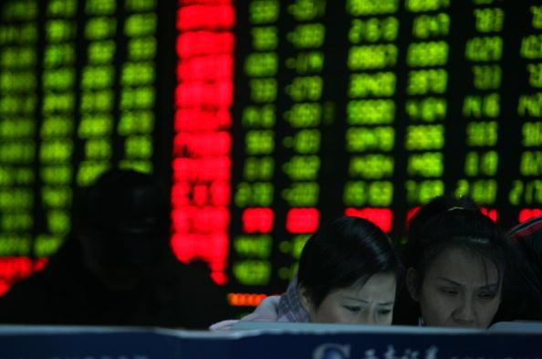 股灾要来? 中国股市百股跌停惨剧重现