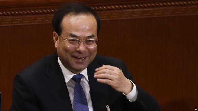 中组部长直指孙政才:对党不忠的不能要