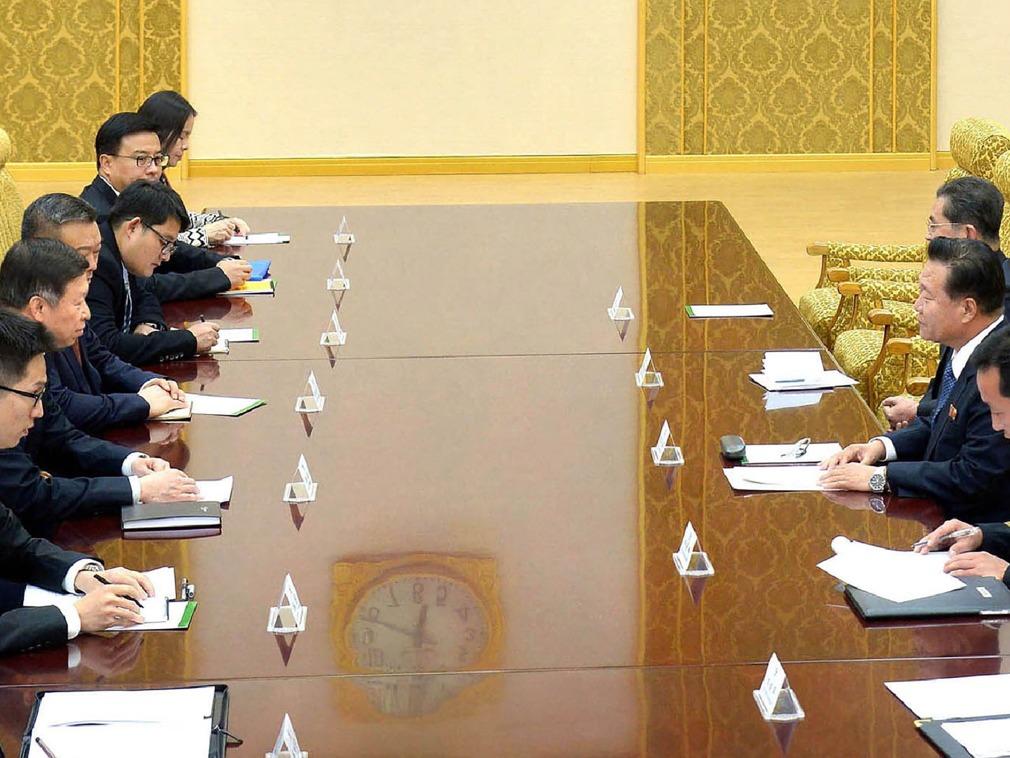 金正恩迟见特使宋涛 朝鲜又一次拒绝中国