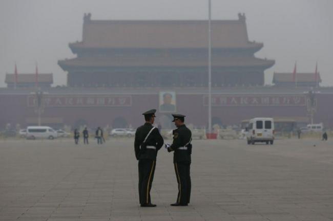 北京治霾下重手 黄色预警就得停产限产