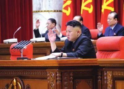 进入朝鲜中央政治局的,都有哪些人?