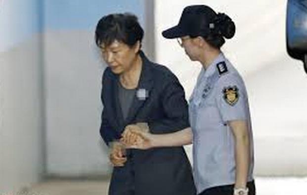 朴槿惠闭门不出!拘留所进入紧急状态