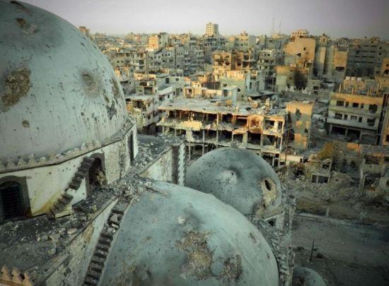 大国跑马又圈地,叙利亚分裂成定局