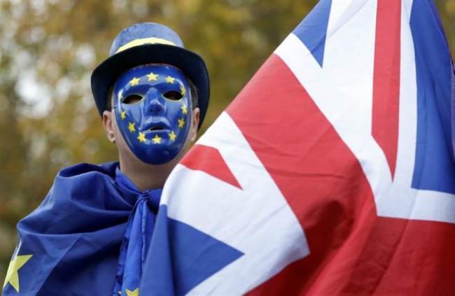 脱欧后遗症? 英国跌出世界5大经济体之外