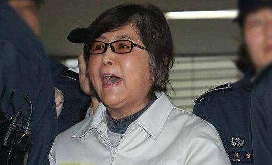 朴槿惠闺蜜大吼:受不了了 快判我死刑吧