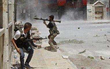 惊!俄称中国派解放军赴叙利亚剿灭东突