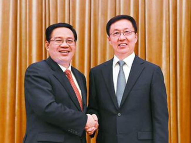 李强主掌上海1个月后 再获一新职位