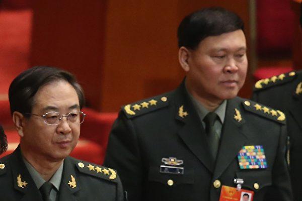 官媒点出两人拍档三年 暗示房峰辉出事