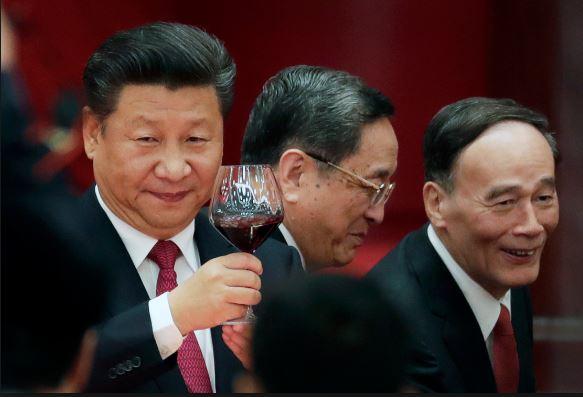 王岐山有能力发起政变 随时可取代习近平?