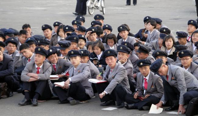战争接近了?中国要从朝鲜撤回留学生了