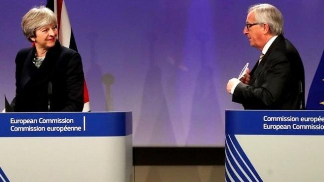 英脱欧谈判未果 双方对达成协议保持信心