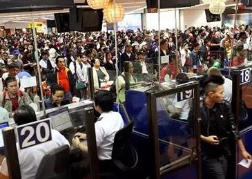 为方便中国游客  菲律宾移民官将学中文