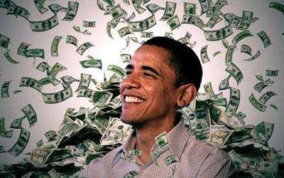 奥巴马中国行赚大了!握手一次要20万