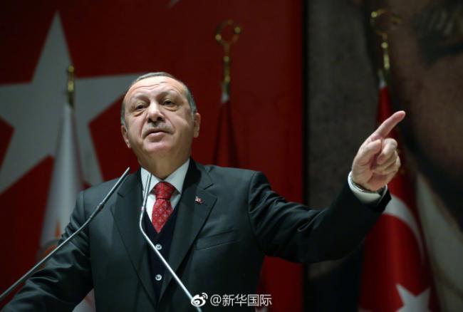 土耳其召集穆斯林国家磋商耶路撒冷问题