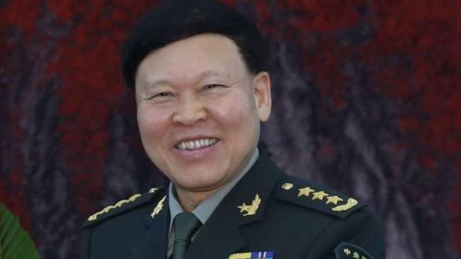 张阳曾参与64清场 妻高干出身先自杀