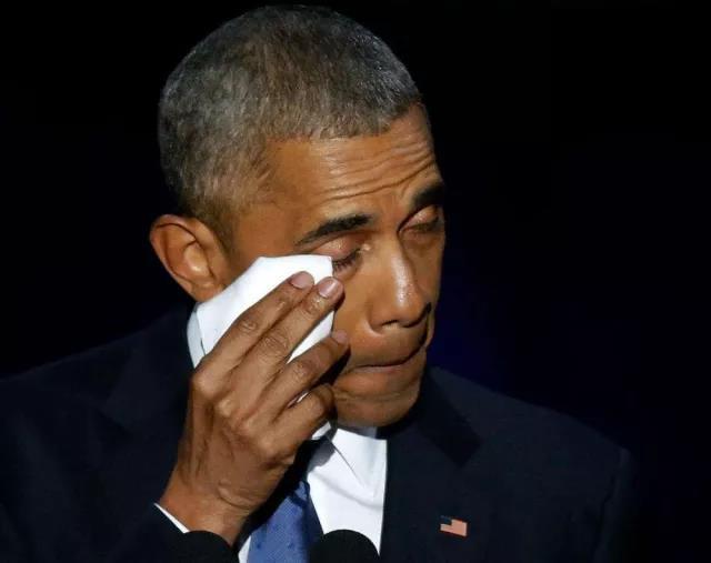 奥巴马沦落到中国陪微商 一次就20万