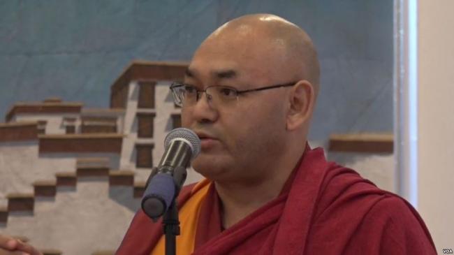 西藏流亡政府说:不反中国不反汉人