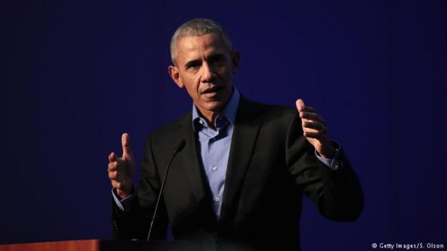 奥巴马竟然这么说美国!人们震惊了