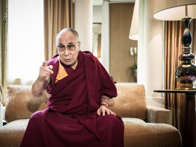 达赖喇嘛发布惊人声明:打算回中国